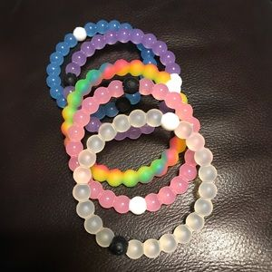 Lokai Jewelry - 5 Lokai Bracelet Bundle